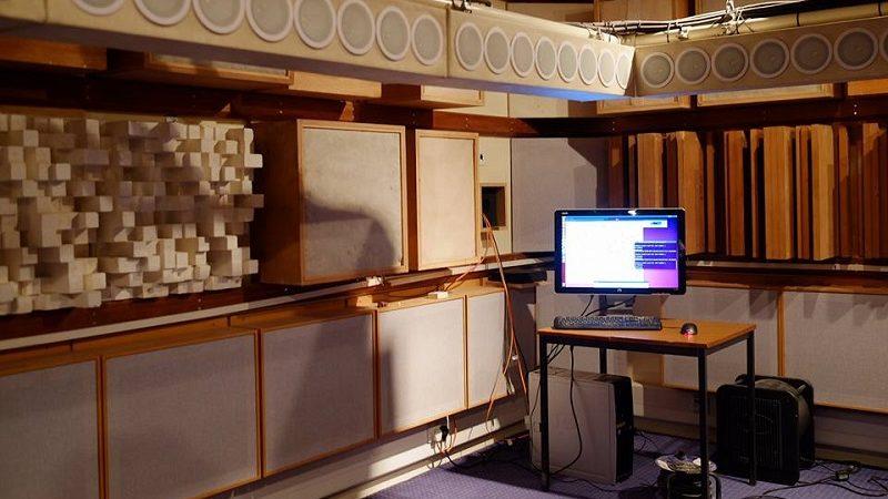 Salford acoustics lab