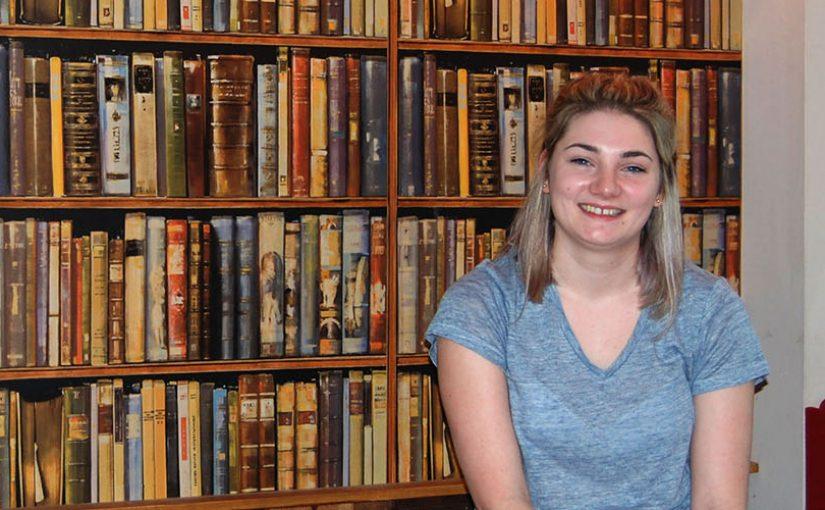 Image: Hannah Davis Nursing student