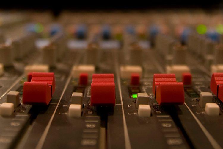 Image: Mixing Desk