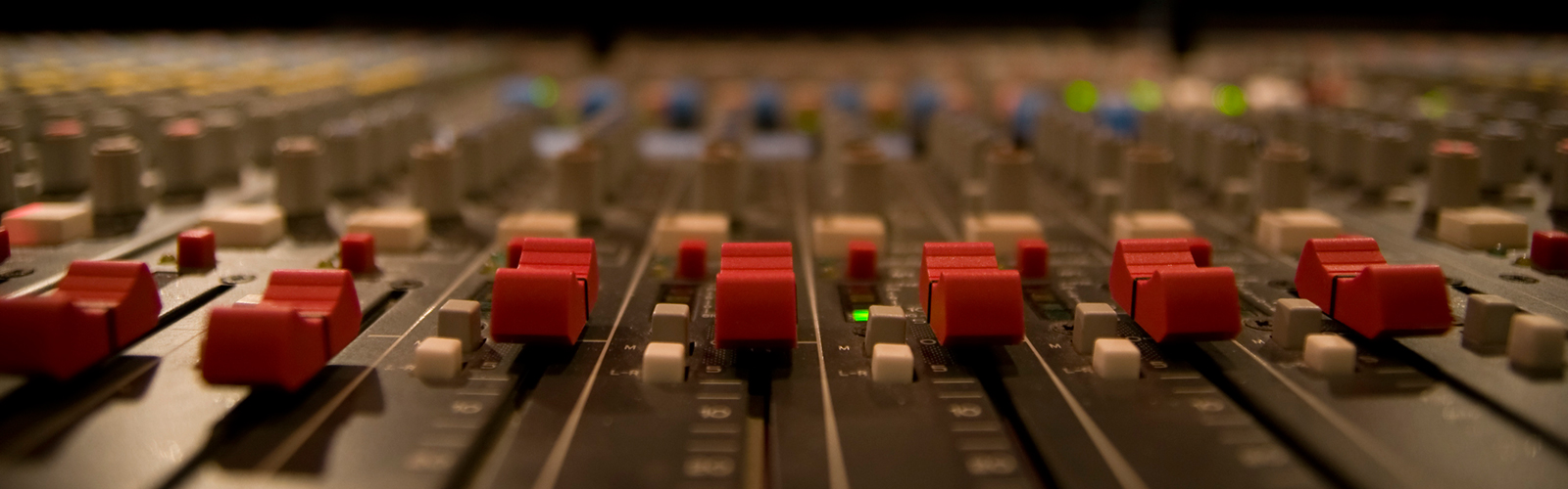 Image: Mixing Desk