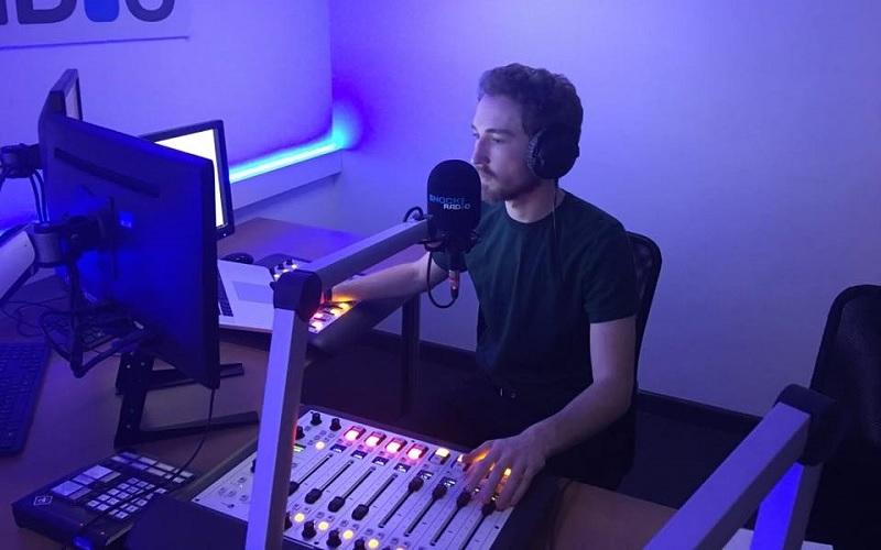 Shock Radio Studio