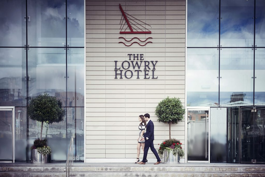 Image: The Lowry Hotel exterior
