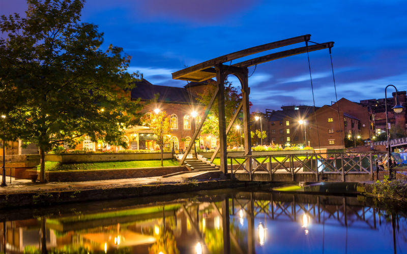 Image: Castlefield, Manchester