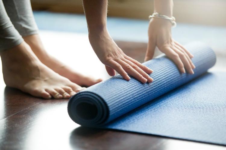 Image: Yoga mat