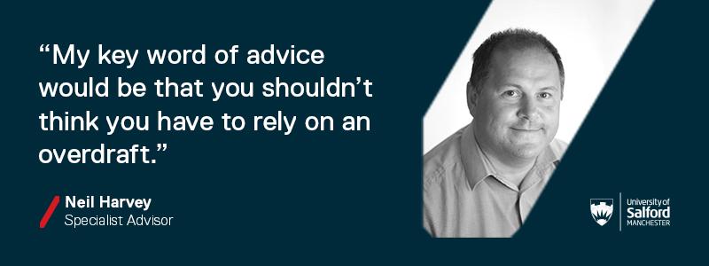 Neil Harvey Quote Graphic