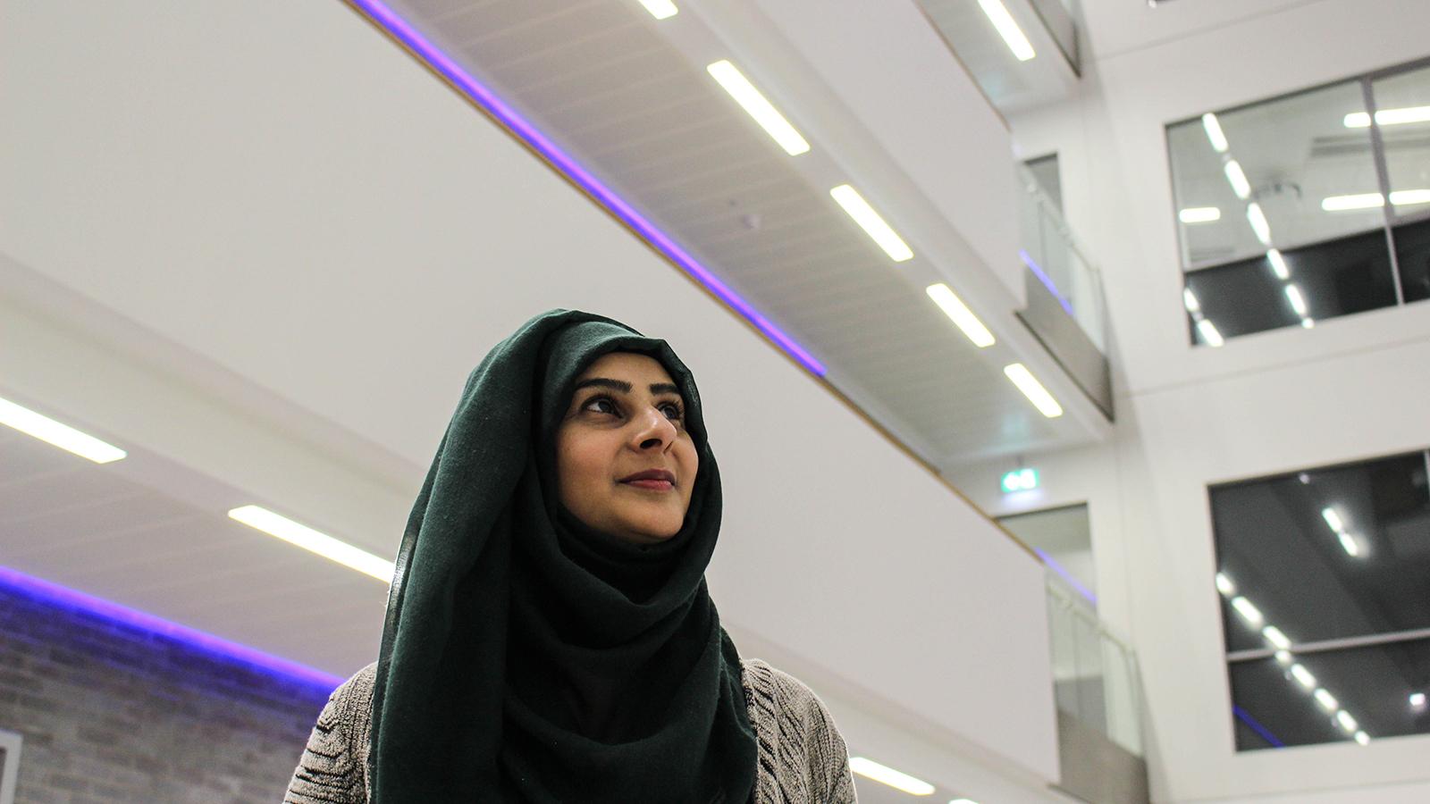 Image: Sadaf in New Adelphi Building