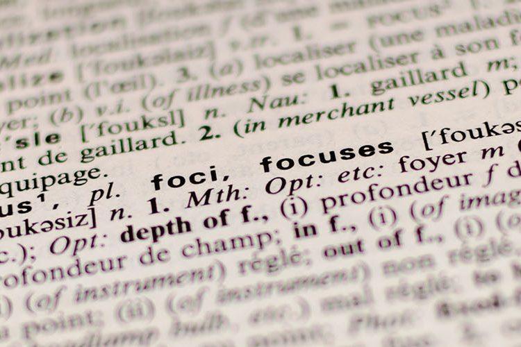 Focus Definiton