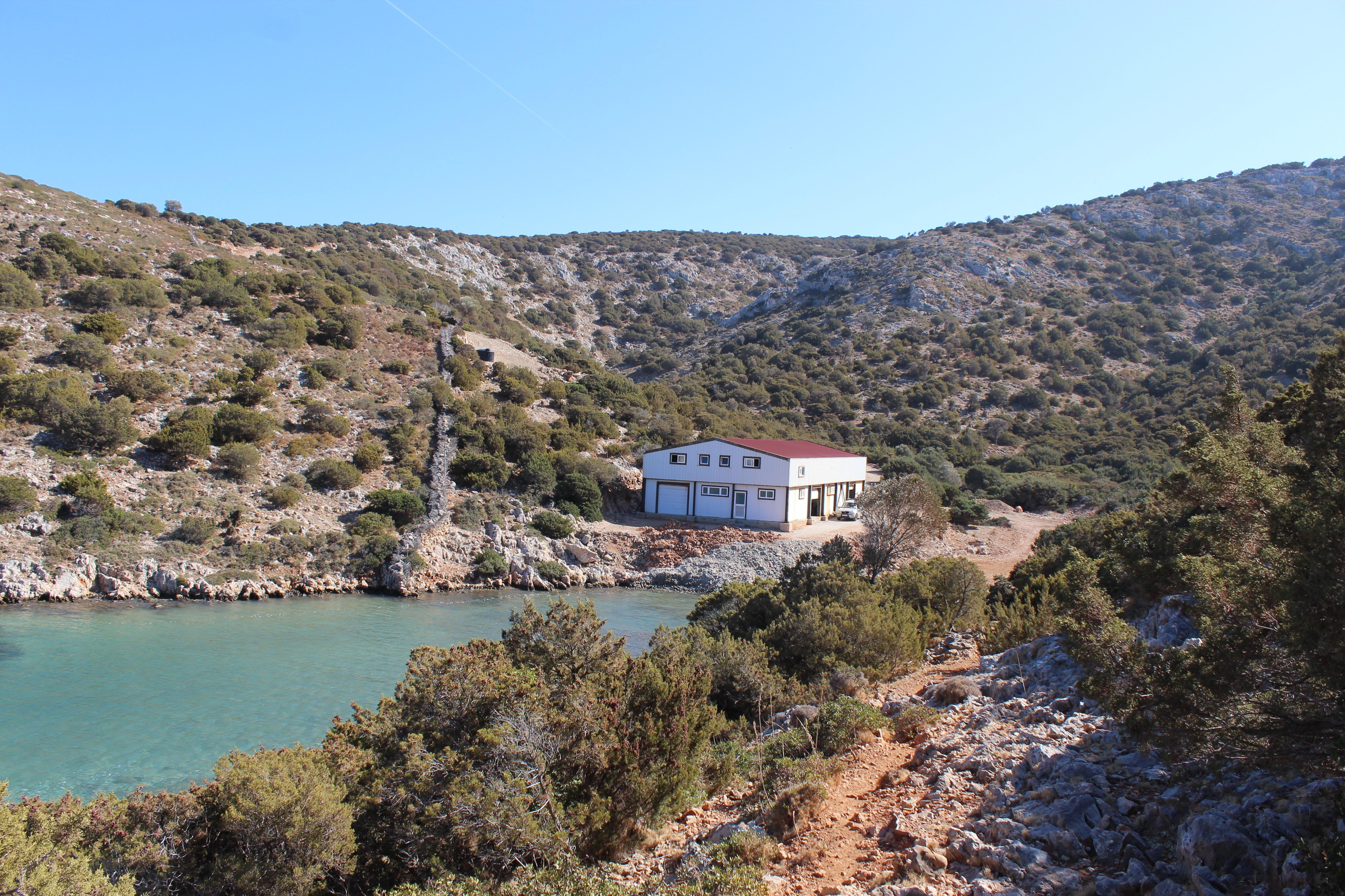 Evie, Greek House