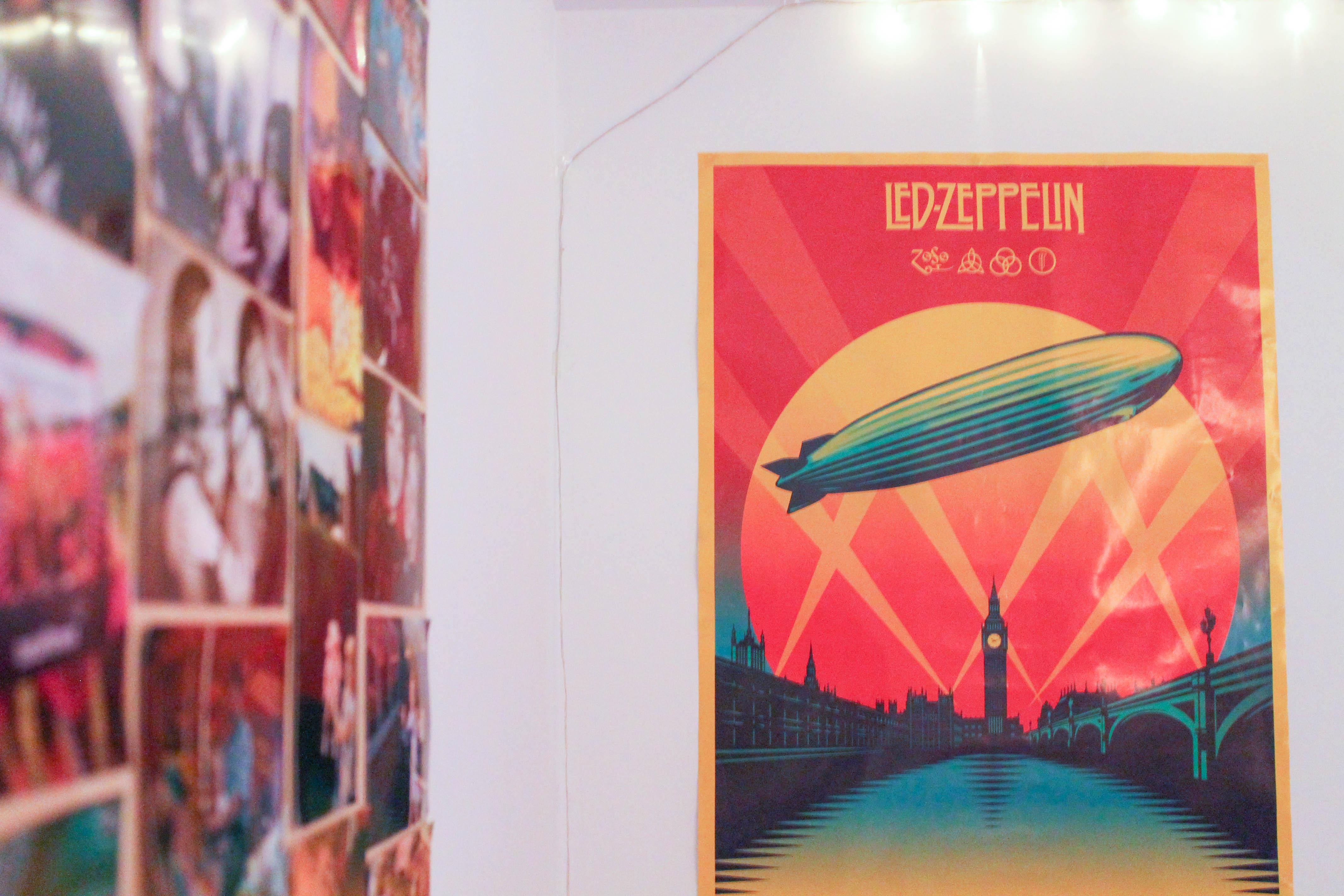 Seren Music Poster