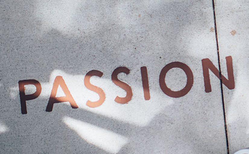Passion Header