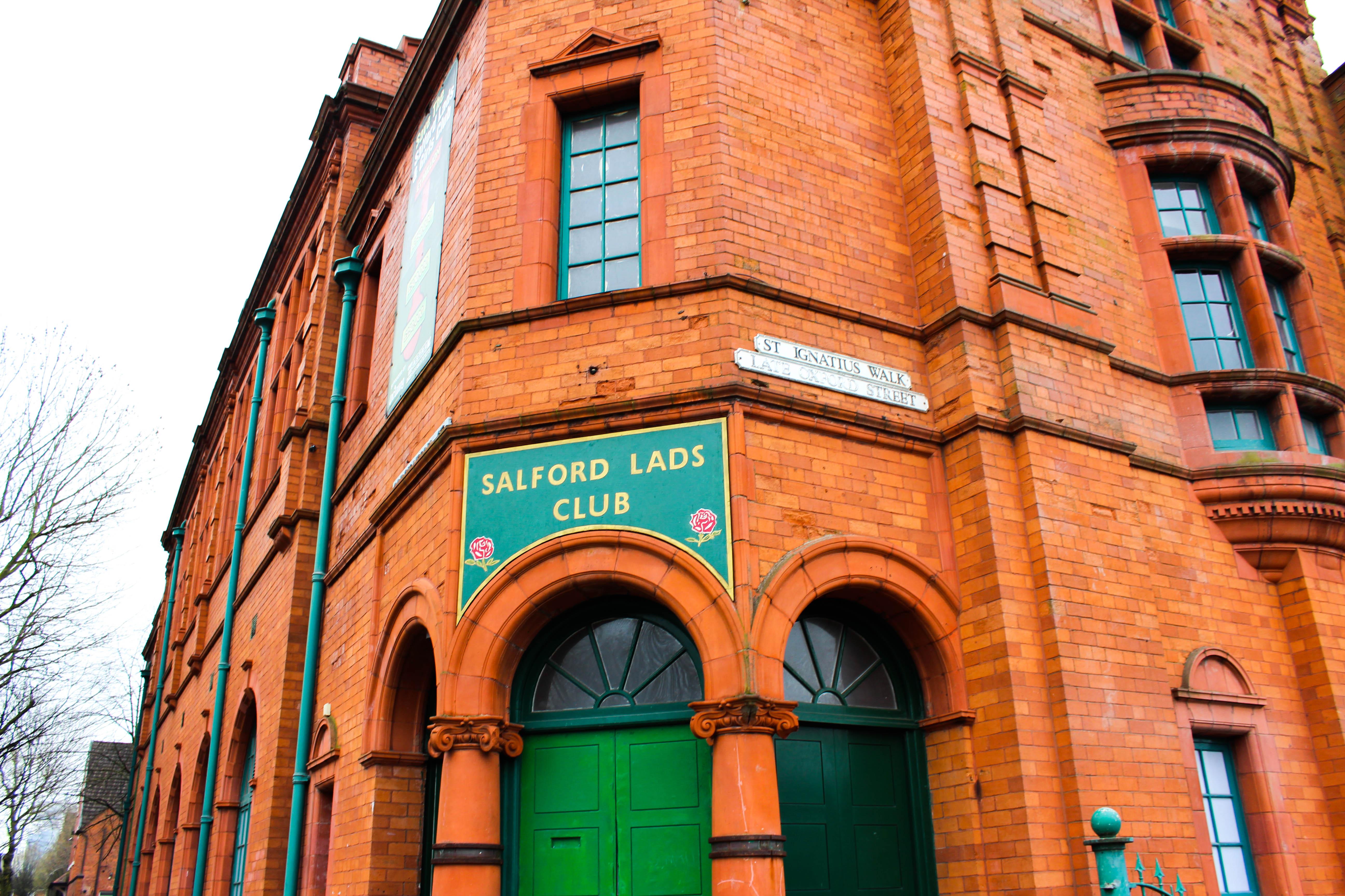 Image: Salford Lads Club Edited