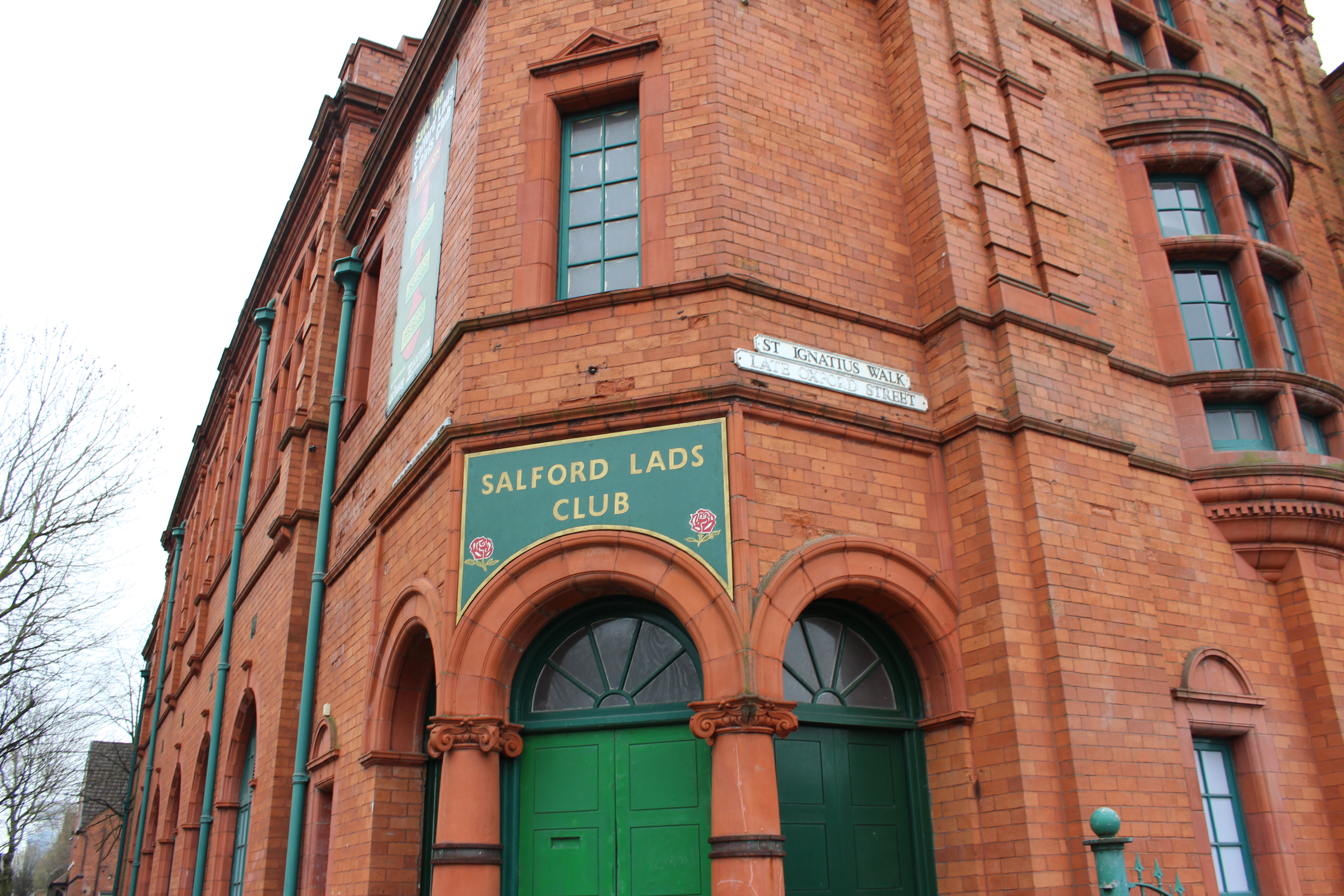 Image: Salford Lads Club Unedited