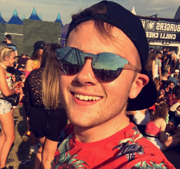 Image: Rhys at Parklife