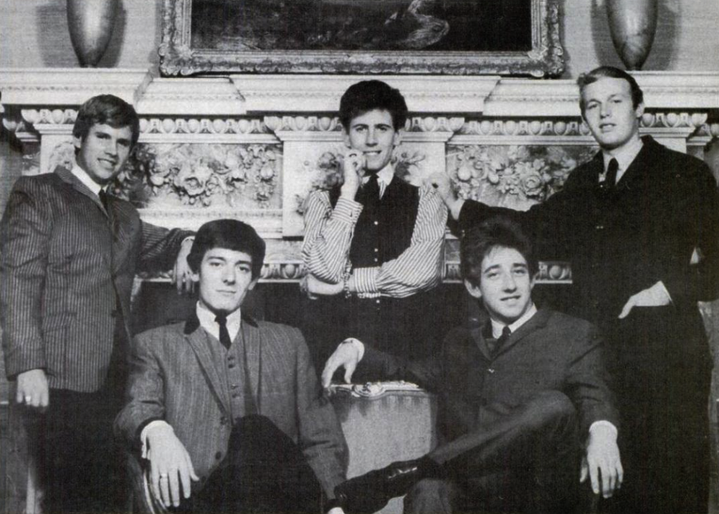 Image: The Hollies