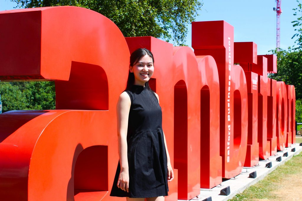 Image: Wenxi by the sign