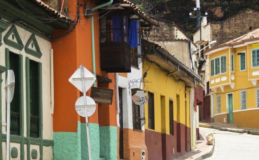 Bogota, Colombia,