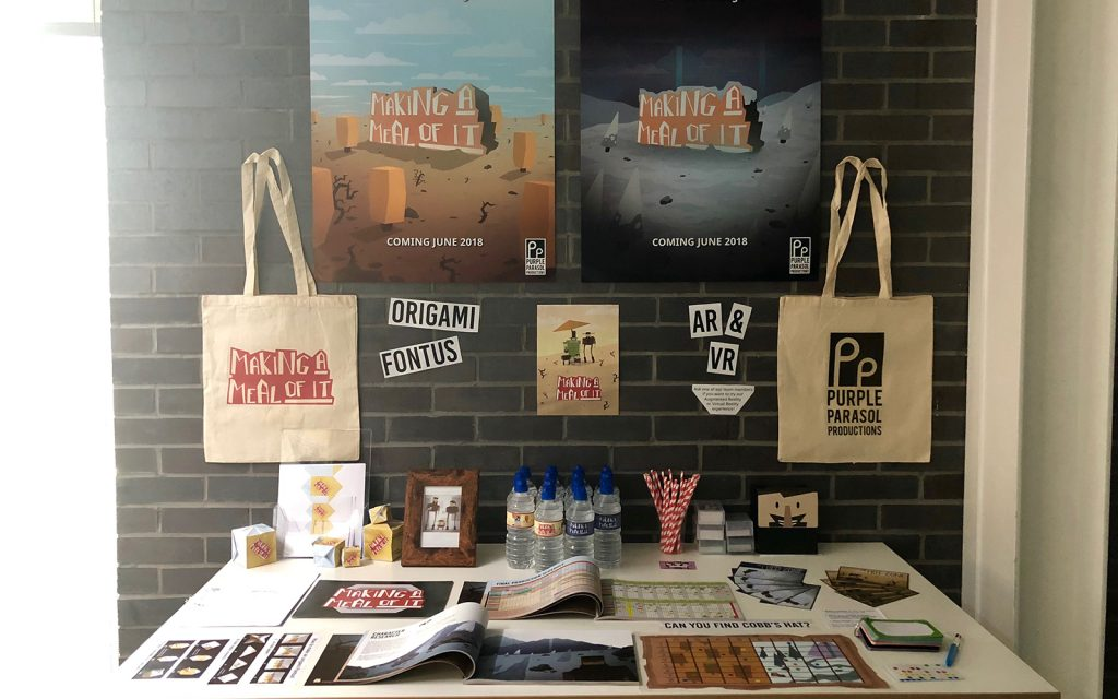 Image: Promotional Stand
