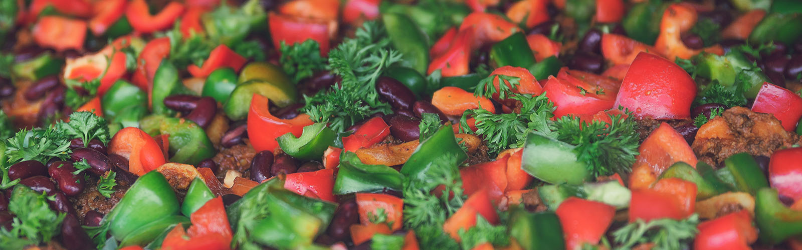 Vegetables cover photo