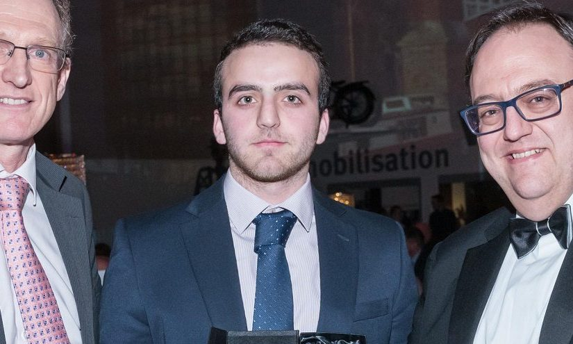Hassan Rauf, Business and Economics