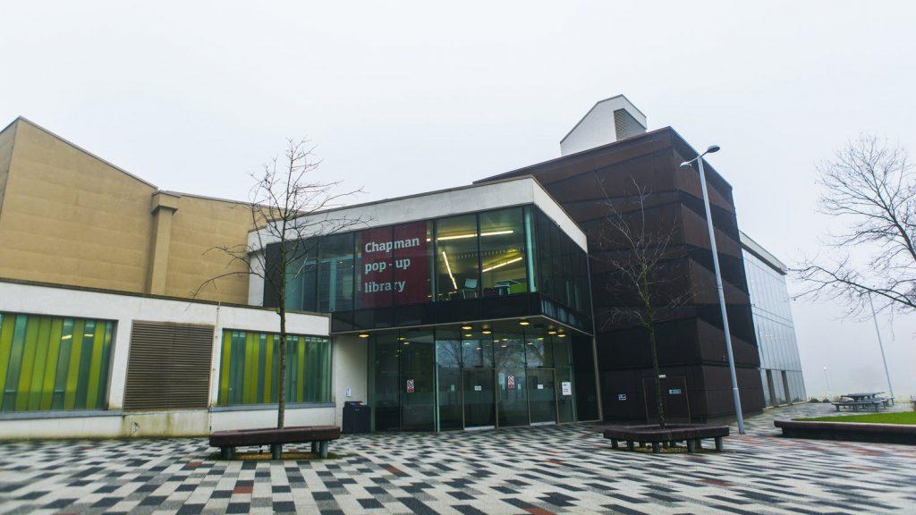Image: Chapman building