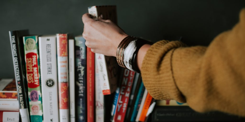 Image: Bookshelf