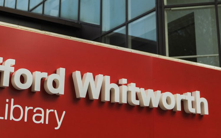 Image: Clifford Whitworth Signage