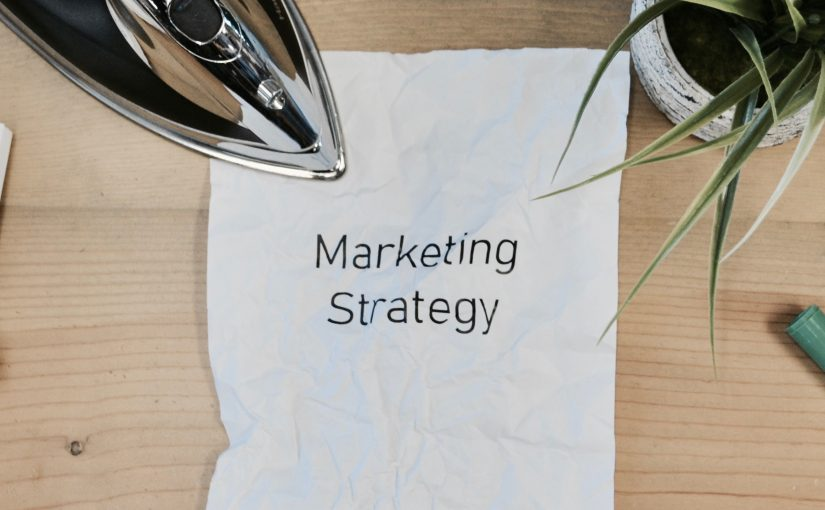 Image: Marketing desk