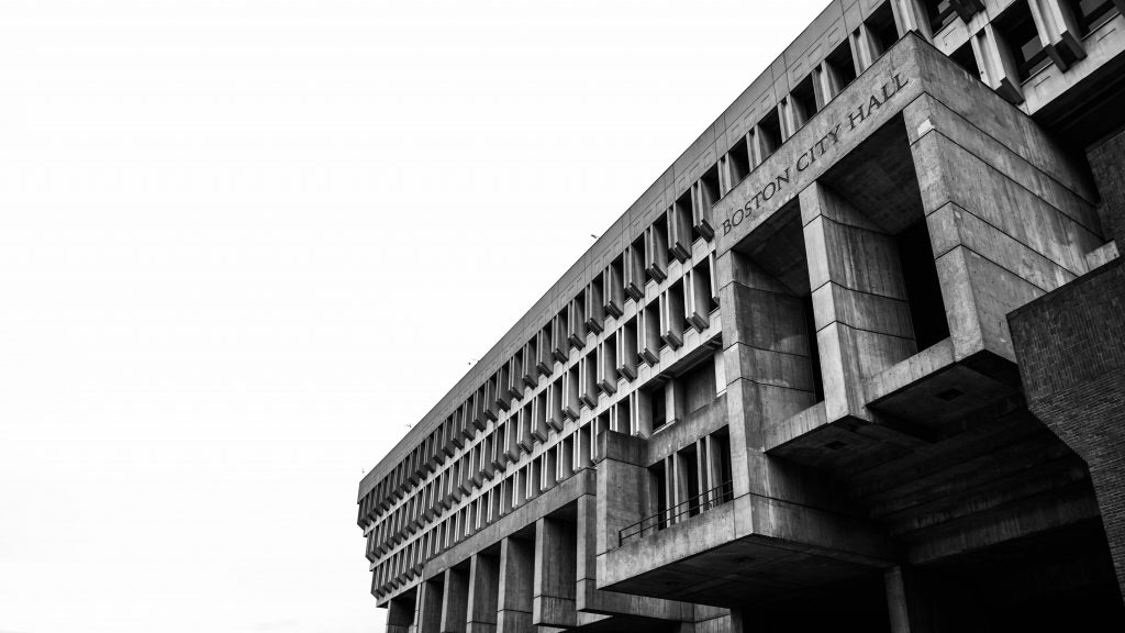 Image: Boston City Hall