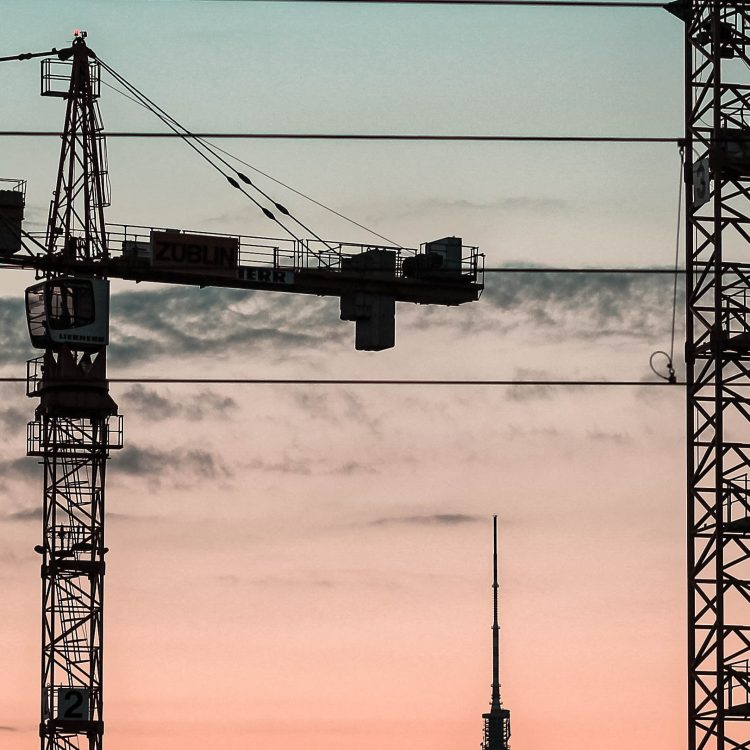 Image: Construction site