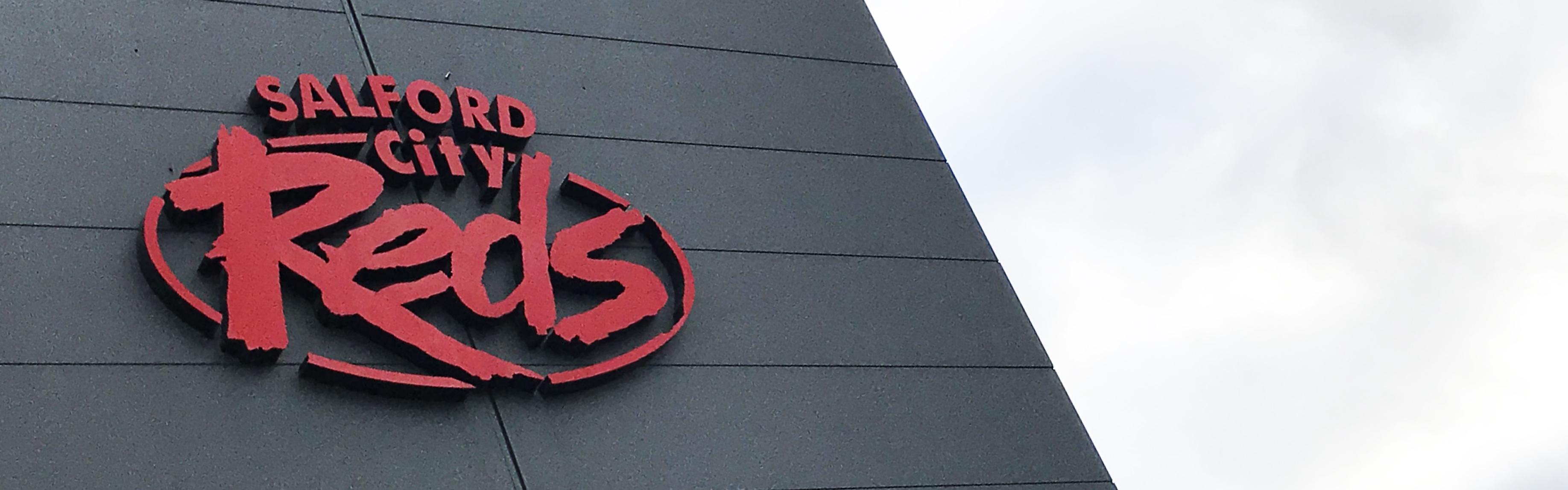 Image: Salford Red Devils logo