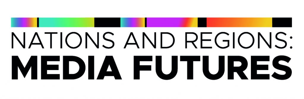 The Nations and Regions Media Futures Logo