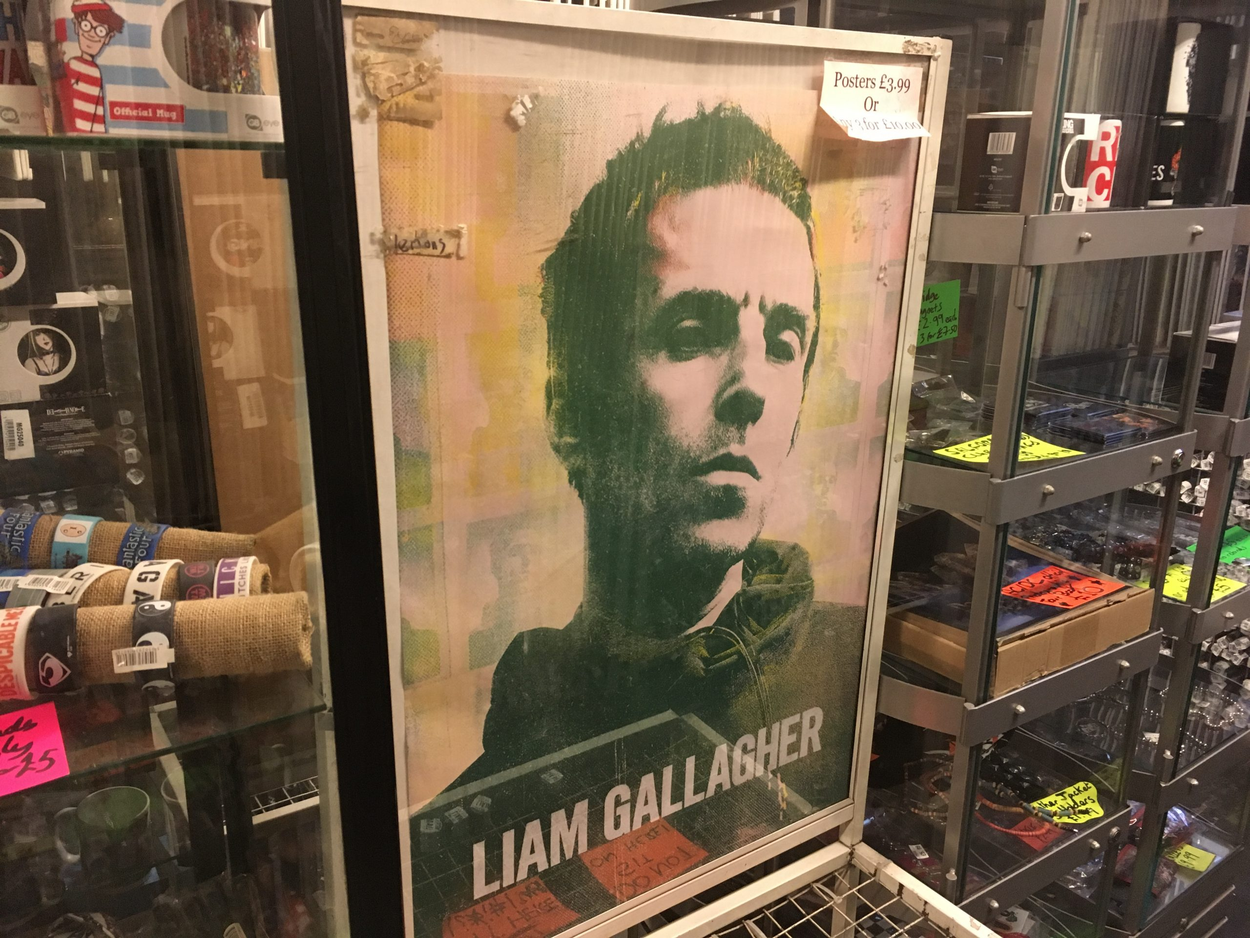 Poster of Liam Gallagher