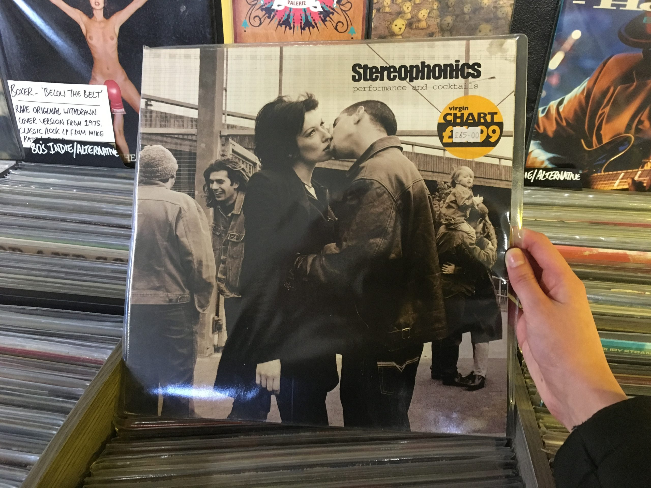 Stereophonics record