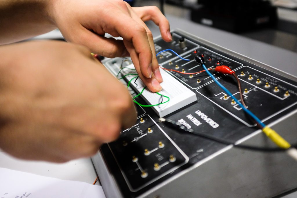 Salford sound lab