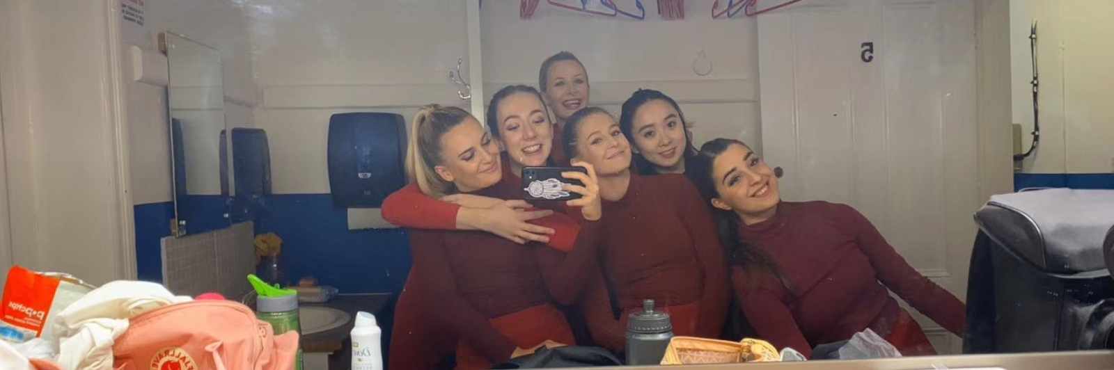 MA Dance Students at Salford