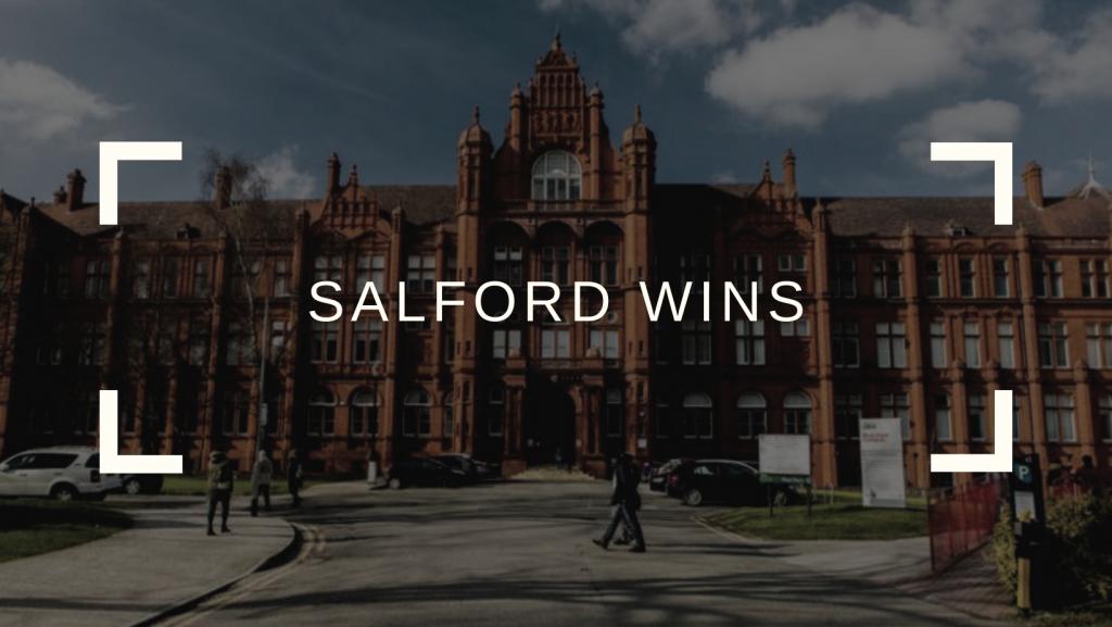 Salford wins 2