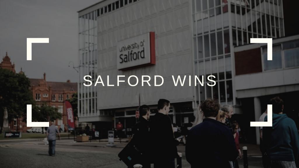 Salford wins 3
