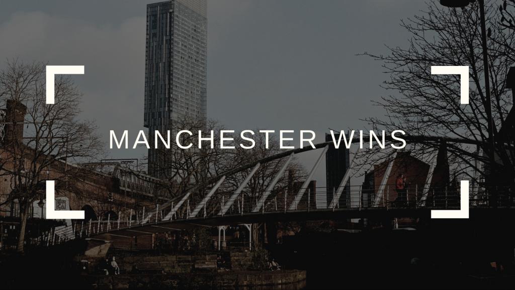 Manchester wins 2