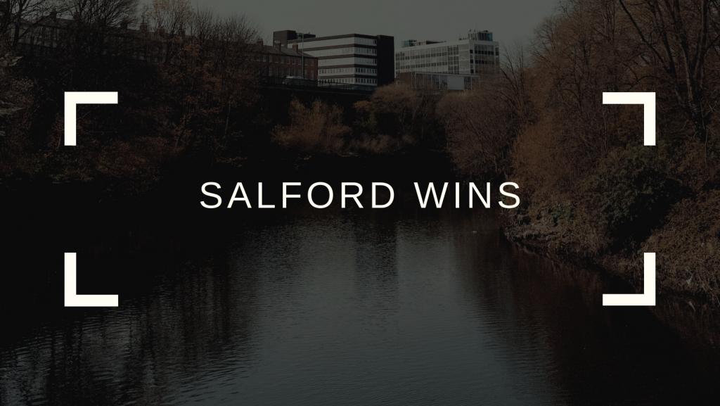Salford wins 1