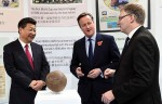 Why did the UK give China £3m to invest in football?