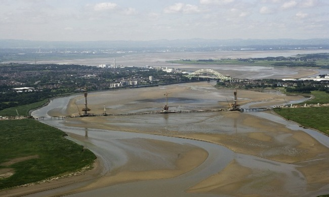 Mersey Gateway Project, photo credit: Merseylink
