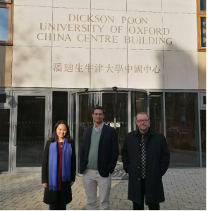 China Centre Building University of Oxford