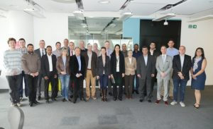 Attendees at JMEE Engineering Event
