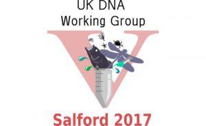 UK DNA working group logo