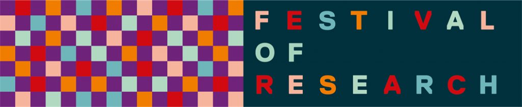 Festival of Research Logo
