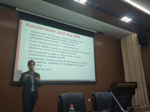 PCH Staff Engagement at Nankai University, PR China