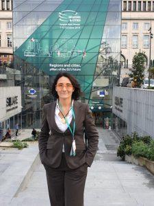 Dr Claudia Trillo