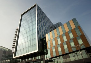 Search Marketing course is based at MediaCityUK, Salford University