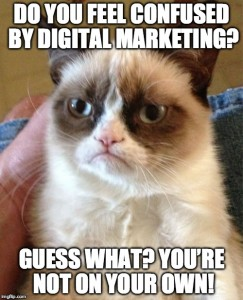 What is digital marketing after all?