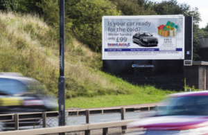 Regent Autos High Traffic Billboard Advertising
